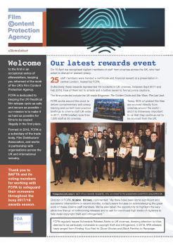 April 2019 E-Newsletter