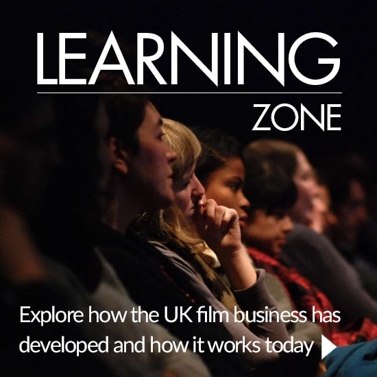 FDA Learning Zone Explore how the UK film business has developed and how it works today